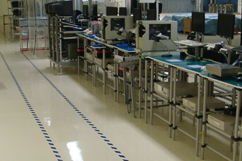 Epoxy Resins, Industrial Floor Coatings & Commercial Flooring