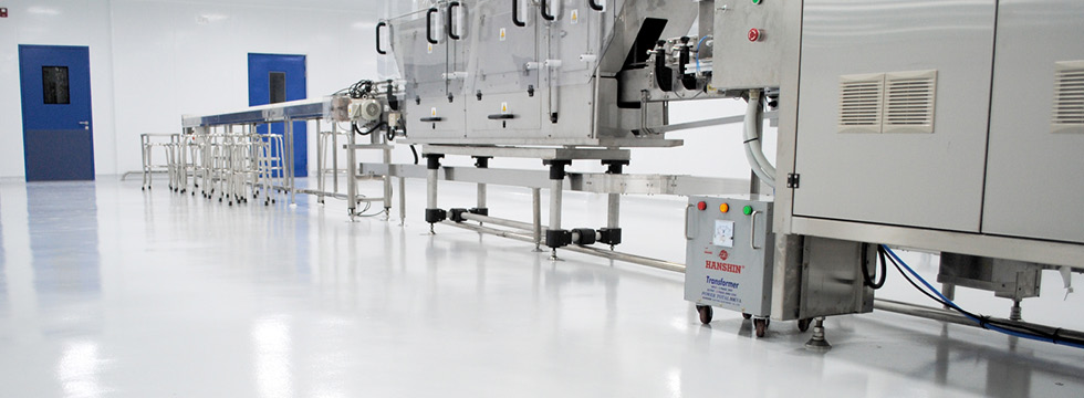Antistatic Resin Flooring Flowcrete In The Middle East