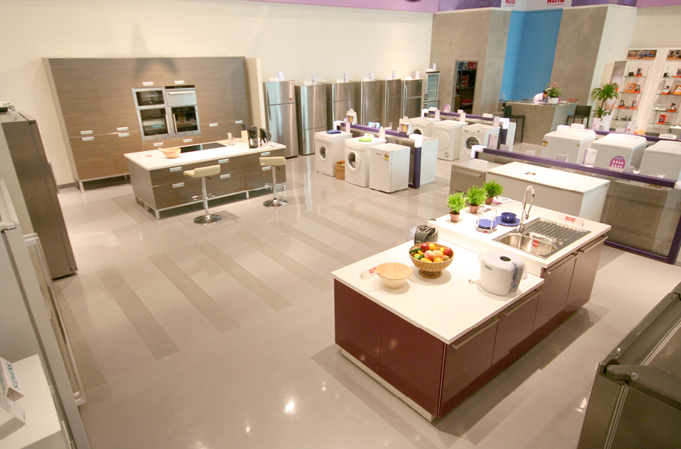 IDdesign Decorates in Abu Dhabi with Flowcrete Floors | Flowcrete