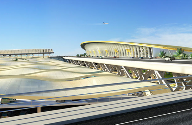 Jeddah Airport Grows for the Future with Flowcrete.