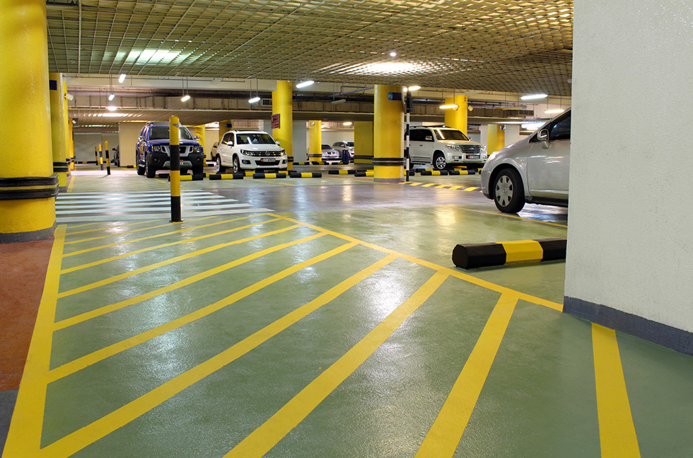 Skydive Dubai Car Park Protection