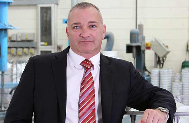Flowcrete Group Appoints Craig Brookes as President.